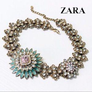 Zara Vintage Statement Necklace